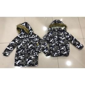 Lot 008 Boy Jackets