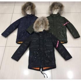 Lot 015 Boy Jackets