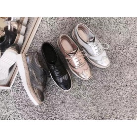 Lot leather shoes 001F