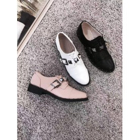 Lot leather shoes 002F