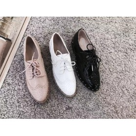 Lot leather shoes 003F