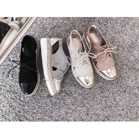 Lot leather shoes 004F