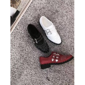 Lot leather shoes 005F