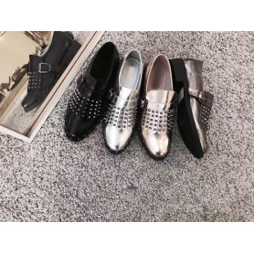 Lot leather shoes 006F
