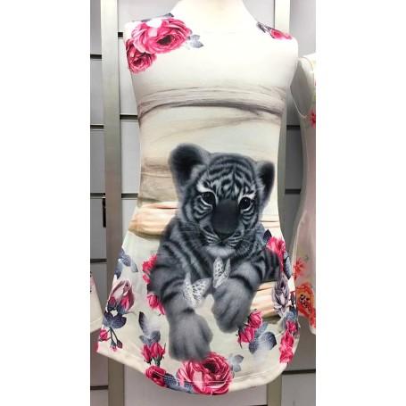 Lot Printed Dress 016