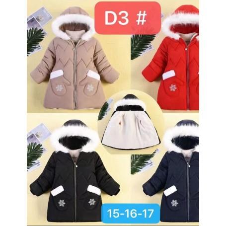 Lot Baby coat 032