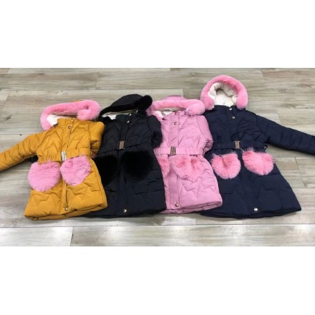 Lot Baby coat 033